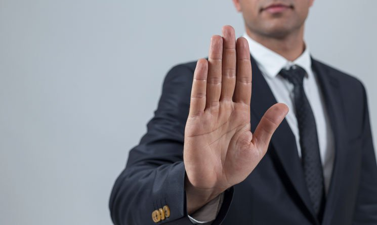How to Handle Rejection in Merchant Sales