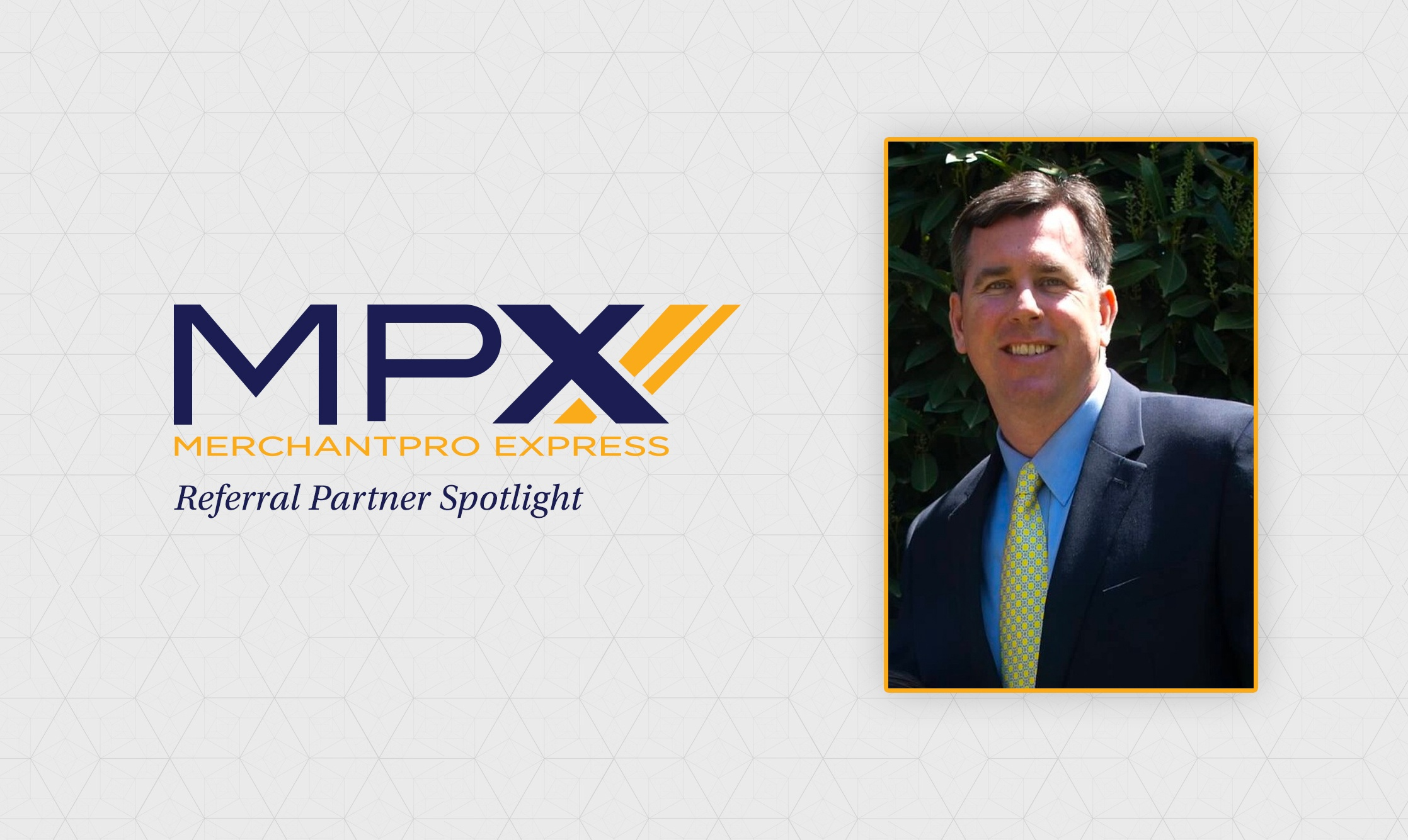 Getting to Know MPX Part-Time Referral Partner Steve Kiernan