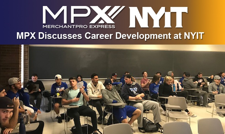 MPX Discusses Career Development at NYIT
